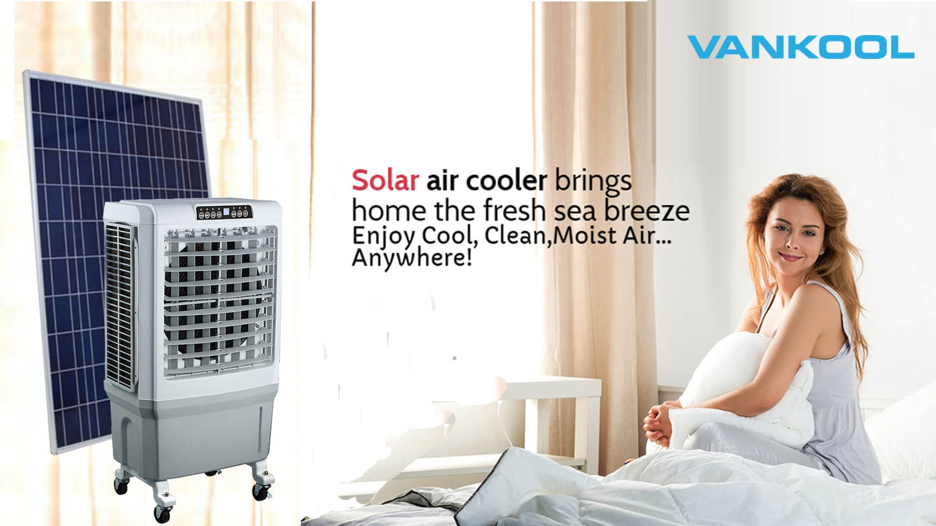 Healthier Homes with Air Cooler